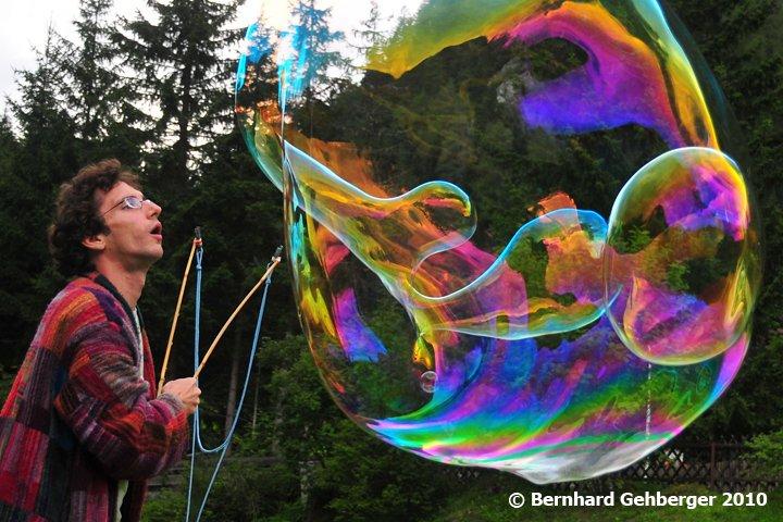 Seifenblasen Dr. Bubbles