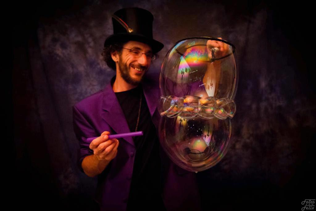 Fotoshooting Seifenblasen, Felix Krepler, Riesenseifenblasen, Bubbleshow