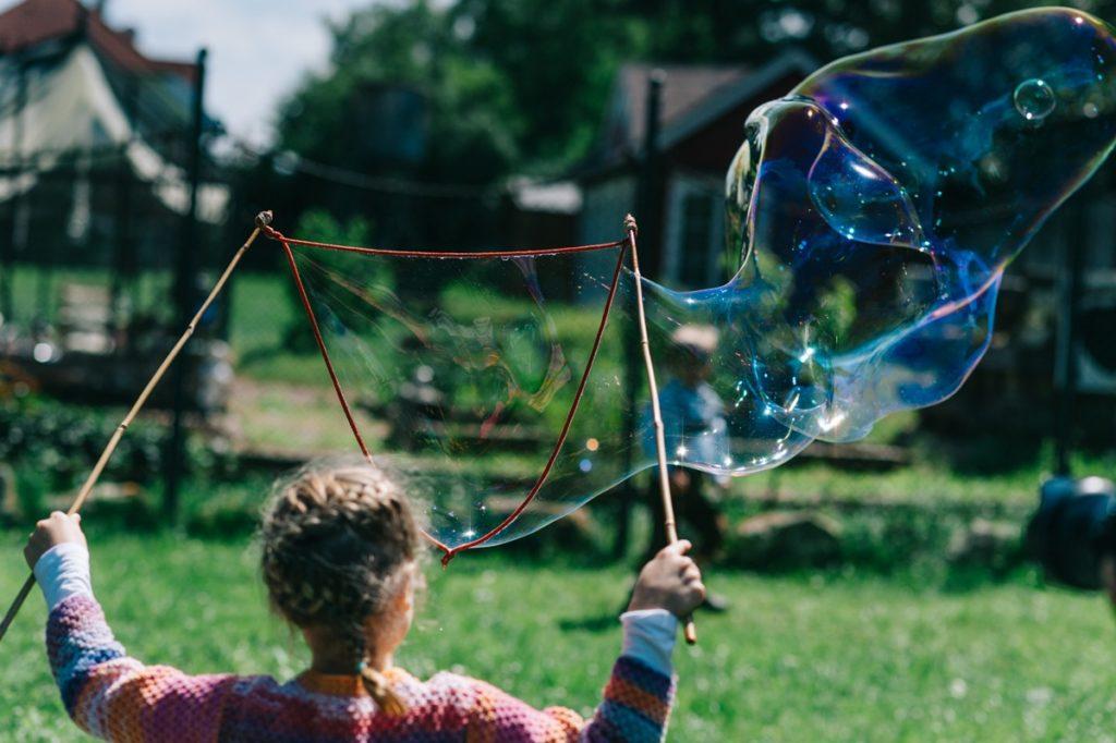 Seifenblasen Hochzeit, Bubble wedding, Riesenseifenblasen Hochzeit, interaktive Show
