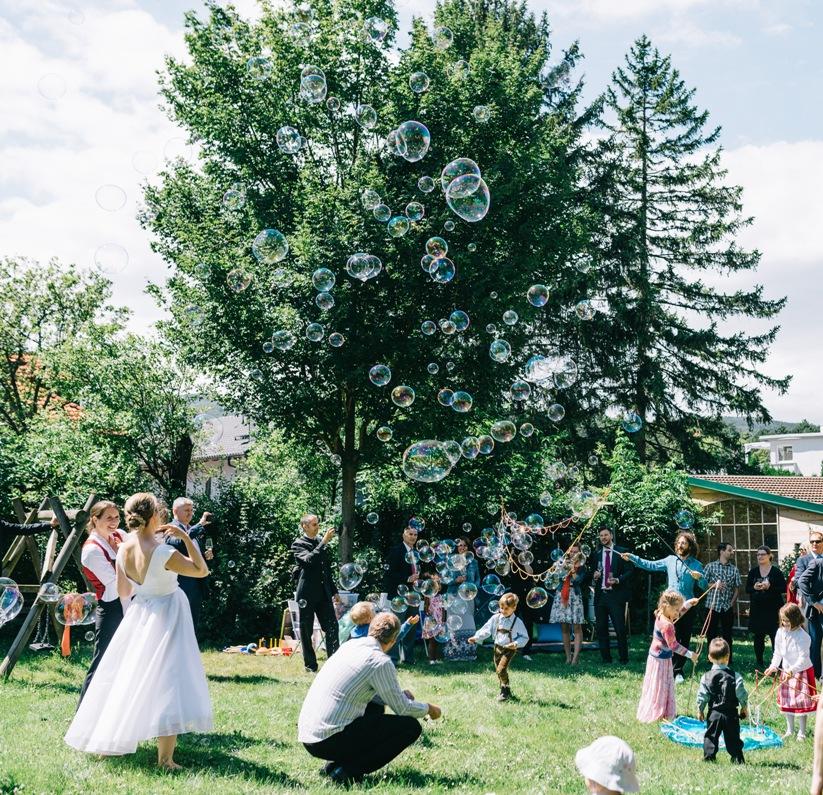 Seifenblasen Hochzeit, Bubble wedding, Riesenseifenblasen Hochzeit, Perfekte Hochzeitseinlage